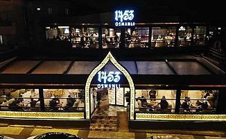 Denizli, 1453 Osmanlı lezzetleri ile tanıştı