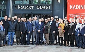 """DTO Başkanı Erdoğan: """"Gazeteciler, halk adına hakikati savunurlar"""""""