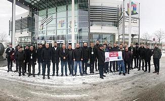 DTO'dan, Almanya'nın kalbi Münih'e çıkarma
