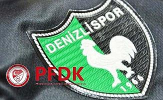 PFDK'dan Denizlispor'a 30 Bin TL ceza