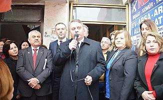 """Ümit Bahtiyar iddialı konuştu: """"Sarayköy derman belediyecilik ile tanışacak"""""""