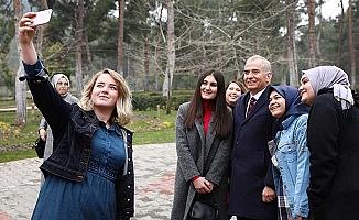 Başkan Zolan'dan genç siyasetçilere öğütler