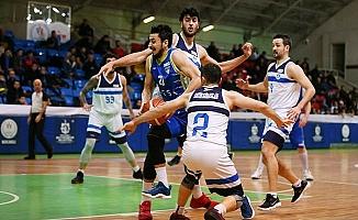 Denizli Basket kayıpsız yoluna devam ediyor: 67 - 83