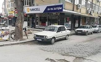 Fıkra gibi otomobil hırsızlığı girişimi