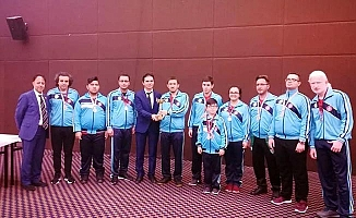 Görme Engelliler Satranç Şampiyonasında Denizli damgası