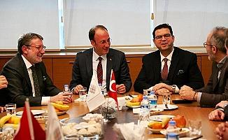 """Örki """"Ortak amacımız, Pamukkale'yi marka yapmak"""""""