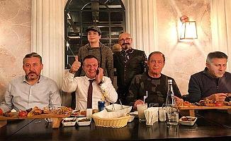 Osmanlıspor maçı öncesi Horoz'a moral yemeği