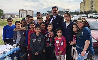 """""""Pamukkale'de İyi Bir Gelecek Nesil İçin Geliyoruz"""""""