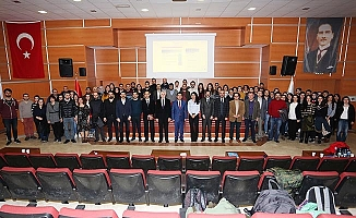 PAÜ'de TÜBİTAK Araştırma Destek Projeleri Bilgilendirme Toplantısı