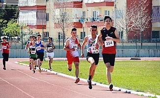 Denzli, Atletizmin yıldız adaylarını ağırladı