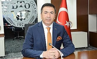"""DTO Başkanı Erdoğan: """"Yüce gönüllü Milli Şairimizi saygıyla anıyoruz"""""""