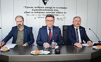 DTO Çivril'de temsilcilik açacak