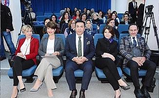 DTO'nun Dünya Kadınlar Günü etkinliği büyük ilgi gördü