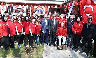Pamukkale Belediyesi Akutpark Eğitim Merkezi açıldı
