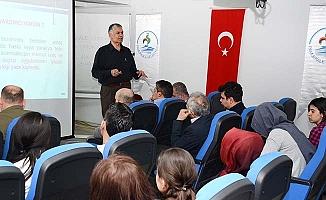 Pamukkale Kent Konseyinden ilk yardım kursu