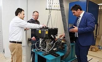 PAÜ, motor teknolojilerine yön verecek