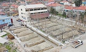 Büyükşehir'den Bozkurt İnceler'e sosyal tesis