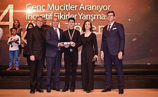 DENİB'in İnovasyon Projesinde Genç Mucitler ödüllerini aldı