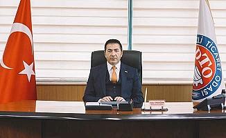 DTO Başkanı Erdoğan'dan KOBİ'lere 3 Milyar TL'lik destek müjdesi