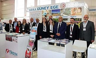 GEKA, Sağlık ve Spor Turizmi temsilcileriyle 3. kez HESTOUREX Fuarında