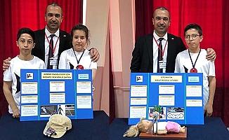 Ortaokul öğrencilerinden büyük projeler