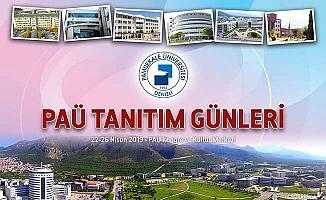 Pamukkale Üniversitesi Tanıtım Günleri başlıyor