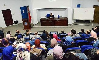 PAÜ'de İslam Dünyasındaki Bilginlerin Bilim ve Teknolojiye katkıları konuşuldu