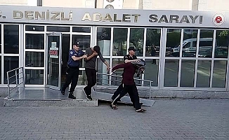 3 hırsızlık zanlısı tutuklandı