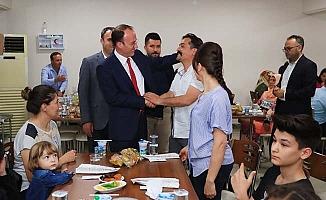 Başkan Örki iftarda Muhtarlarla buluştu
