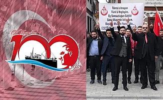 """""""Bu ruh Türk Milletinin asla kaybetmeyeceğinin göstergesidir"""""""