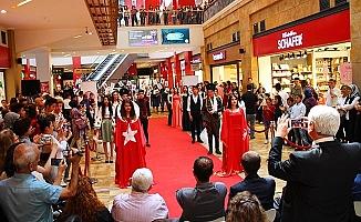 Forum Çamlık'ta 19 Mayıs coşkusu