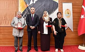 Gazi ve Gazi Yakınlarına Milli Mücadele Madalyaları ve Beratı verildi