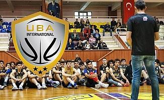 Genç basketbolcular ABD'de burs için yeteneklerini sergileyecek