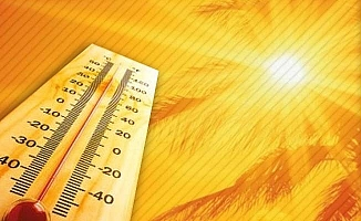 Metoroloji'den Afrika sıcakları uyarısı