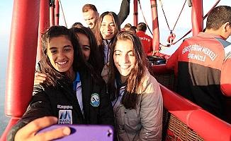 Pamukkale Belediyesi'nden Gençlere 19 Mayıs hediyesi