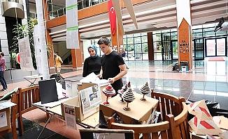 PAÜ Mimarlık ve Tasarım Fakültesi Öğrencilerinden Sergi