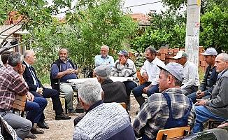 Vali Karahan Güney, Bekilli ve Çal İlçelerini ziyaret etti