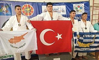 Balkan Şampiyonasında göğsümüzü kabarttılar