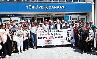 Denizli CHP'den İmamoğlu'na destek