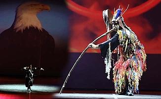 Büyükşehir Halk Dansları Topluluğu unutulmaz bir gece yaşattı