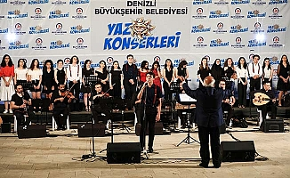 Gençlik Korosu Konseri'ne yoğun ilgi