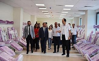 PAÜ HastanesindeAyaktan Kemoterapi Ünitesi hizmete başlayacak