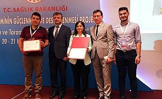 Pembe Şehir Projesi, Denizli'ye 2 birincilik getirdi