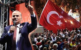 """Başkan Zolan: """"Kıyamete kadar ülkemize sahip çıkacağız """""""