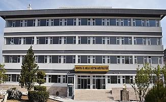 İl Milli Eğitim Müdürlüğü yeni hizmet binasına taşınıyor