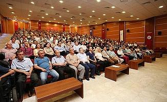 PAÜ'de Hizmet İçi Eğitimler tamamlandı
