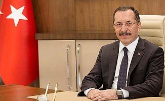 Rektör Bağ Kıbrıs Barış Harekâtı'nın 45. yılını kutladı