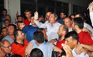 """Şahin Tin: """"15 Temmuz Türk Milletinin zaferidir!"""""""
