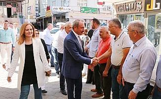 Milletvekili Tin, Çameli, Acıpayam ve Serinhisar'da vatandaşlarla buluştu