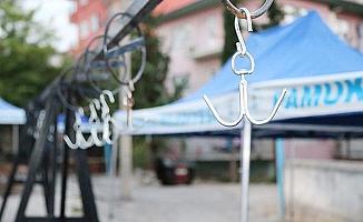Pamukkale'de kurban kesim yerleri bellli oldu
